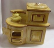Aromalampa keramická pec s konvičkou