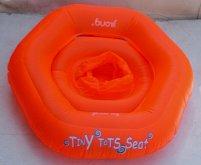 Baby kruh pro nejmenší oranžový velký 73 cm hra...