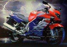 3 Honda motorka