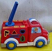 Auto požární barevné edukační na...