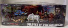 Piráti z Karibiku figurky Piráts...