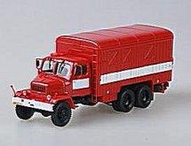 Praga V3S Skříňový Vůz Hasiči model auta 1:43 č...