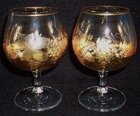 Souprava přátelská skleničky bra...
