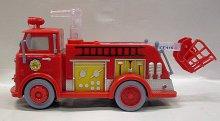 Auto Ruda hasičské se světlem a zvukem narážecí...