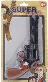 Kovbojský kolt Super pistole kapslovka Maxi dlo...
