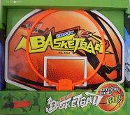 Basketbalový koš set košíková s míčem a pumpičkou