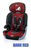 Autosedačka Rico sport 9 až 36 kg 4 baby dark red