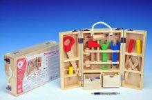 Dílna dřevěná Maxi set 25 kusů pro malého kutil...