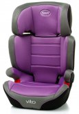 Autosedačka Vito 4Baby 15 až 36 kg Purple