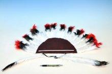Čelenka indiánská v sáčku