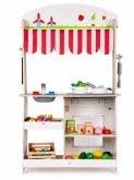 Eco Toys Dřevěná kuchyňka s přís...