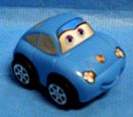 Autíčka Cars komplet 6 kusů