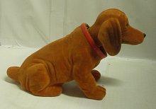 Pes jezevčík retro pejsek s pohy...