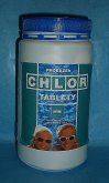 Chlorové tablety Mini do bazenu 1 kg
