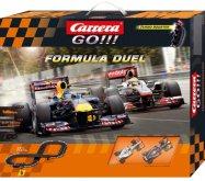 Autodráha Carrera GO Formula Duel 62270