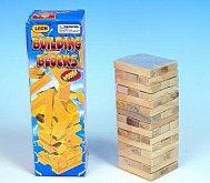 Dřevěná věž hra