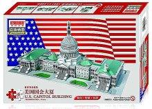 3D Puzzle U.S.Capitol