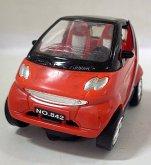 Auto Mini nárážecí hrající otevírací dveře plas...