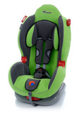 zelená autosedačká Fénix