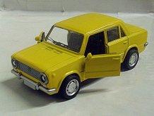 Lada VAZ 2102 Žigulik kovový mod...