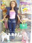 Panenka barbie+pes