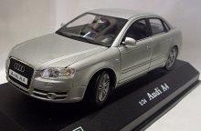 Audi A4 kovový model auta v měří...