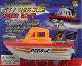 Lodička záchranáři motorový člun na baterie