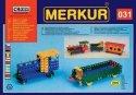 Merkur stavebnice 31 Železniční modely
