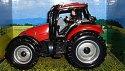 Traktor Farm World červený