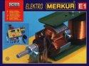 Merkur E1 stavebnice elektřina, magnetizmus