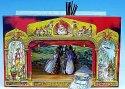 Divadlo stolní dětské s figurkami