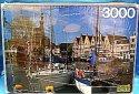 Puzzle jachty v Hoornu Holansko papírové 3000 dílků