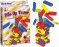 Postavte věž-cestovní hra
