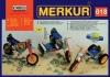 Merkur stavebnice Motocykly 18
