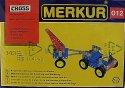 Merkur stavebnice M 012 Odtahové vozidlo