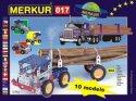 Merkur stavebnice Nakladač dřeva M 017