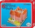 3D Puzzle - Červená lhota