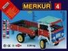 Merkur Stavebnice 4 Nákladní auto